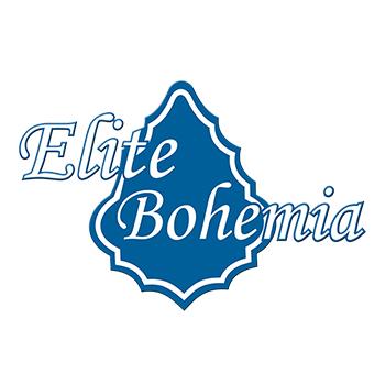 Logo, Elite Bohemia, โคมไฟคริสตัล, โคมไฟระย้า