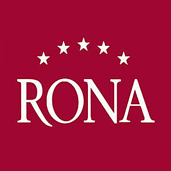 Logo, Rona, เครื่องแก้ว, แก้วไวน์
