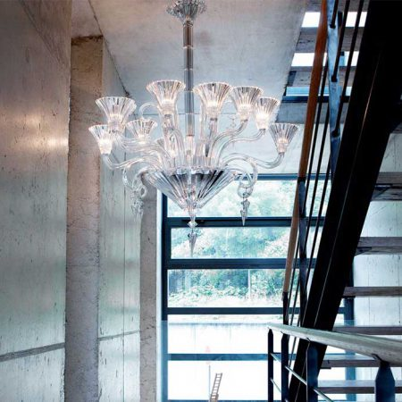 Mille-nuits-Chandelier-Baccarat-Thailand-by-CrystalSymphony
